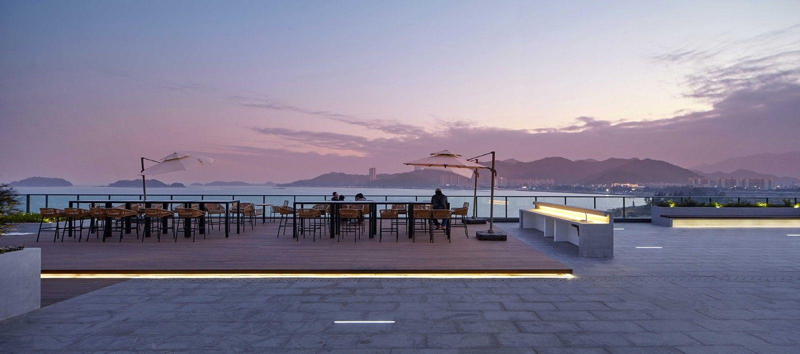 珠海金山软件园办公楼设计欣赏