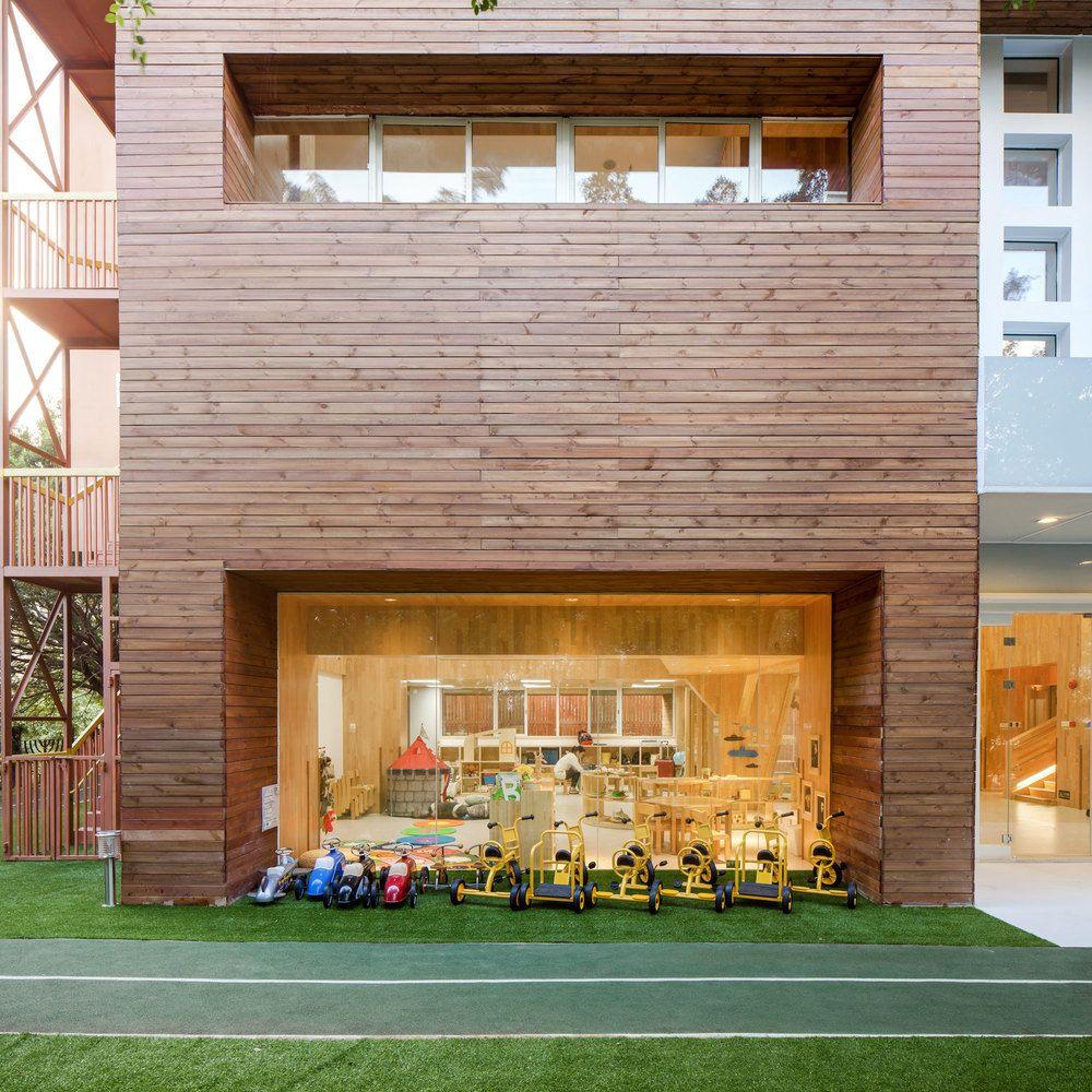 深圳 IBOBI 国际幼儿园 - 圆道设计