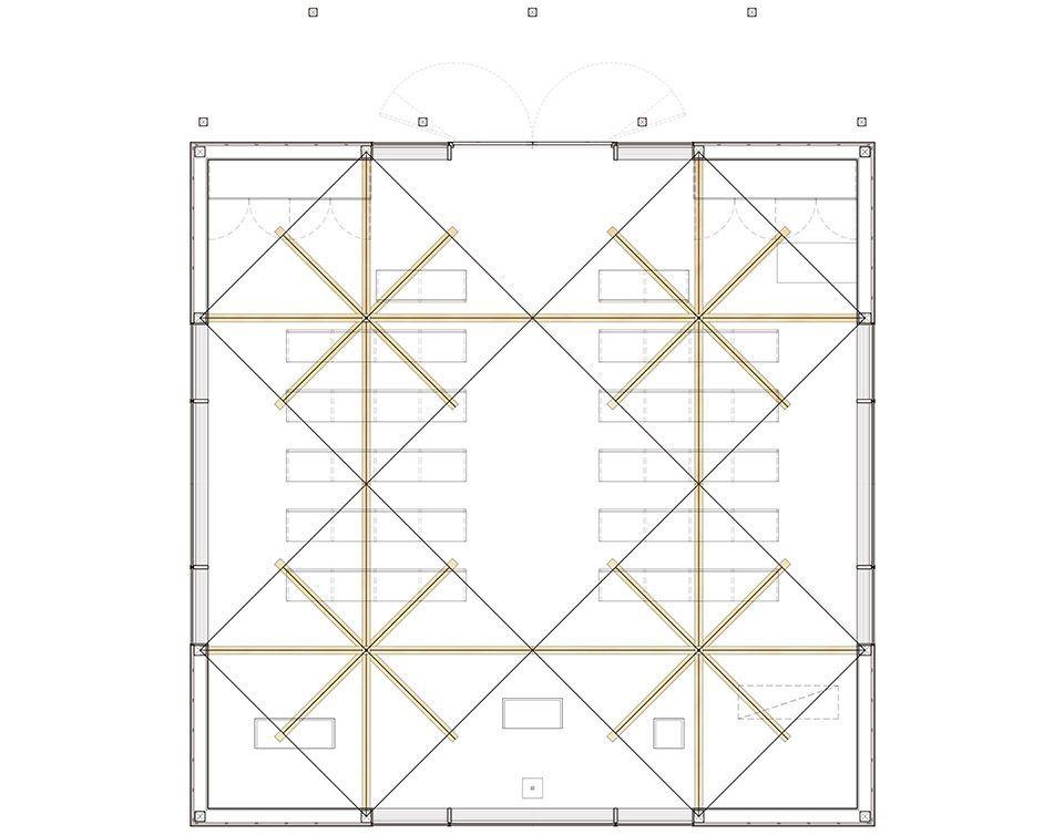 日本乡野教堂 | Yu Momoeda Architecture Office