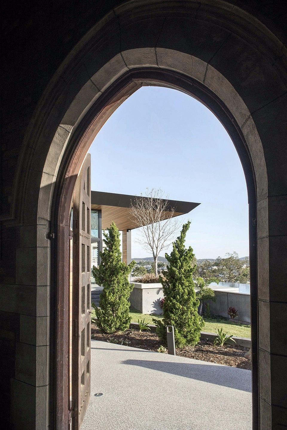 现代简约教堂住宅 | DAHA