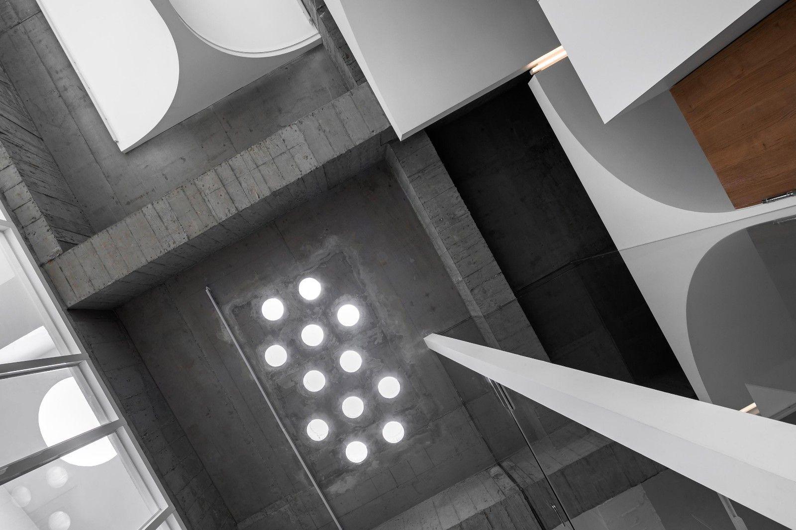简单造型诠释空间的音乐动感 | 思谬空间设计