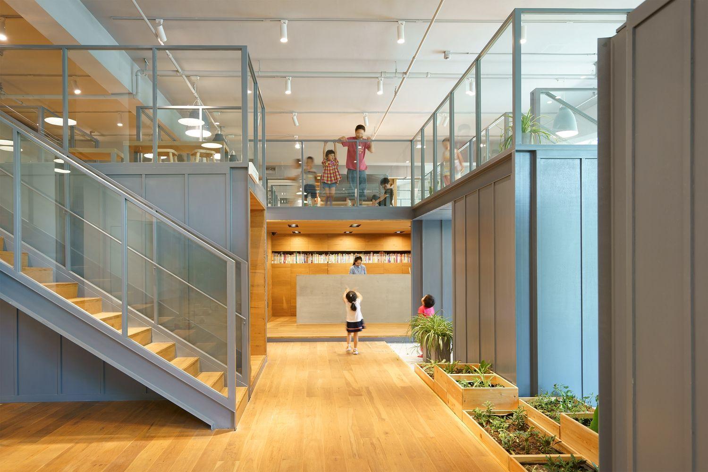 北京 CLC 幼儿教育中心 | 日比野设计