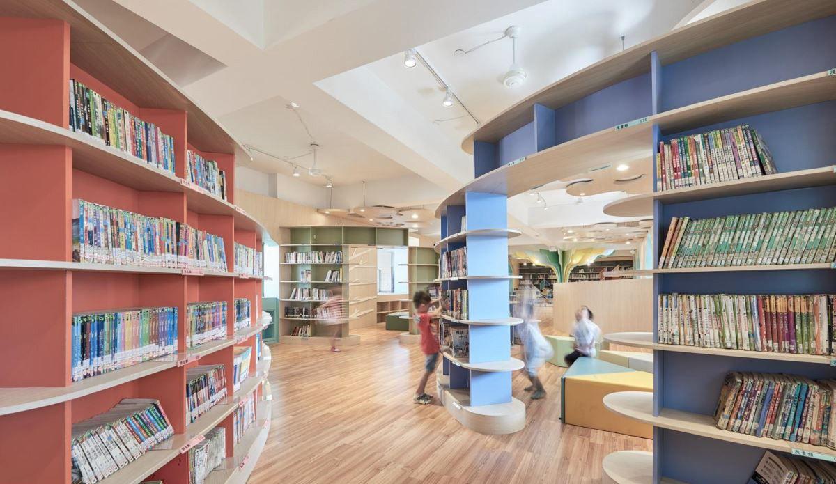 图书馆老屋改造 | 大秝设计