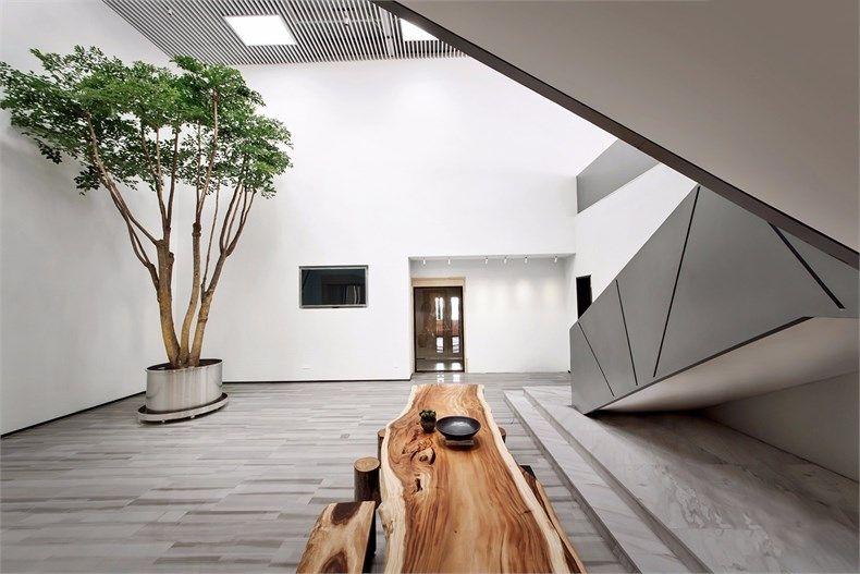 中山建筑设计院第三综合设计所 | 天比高空间设计