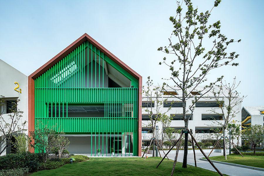 小城故事多——杭州未来科技城海曙学校