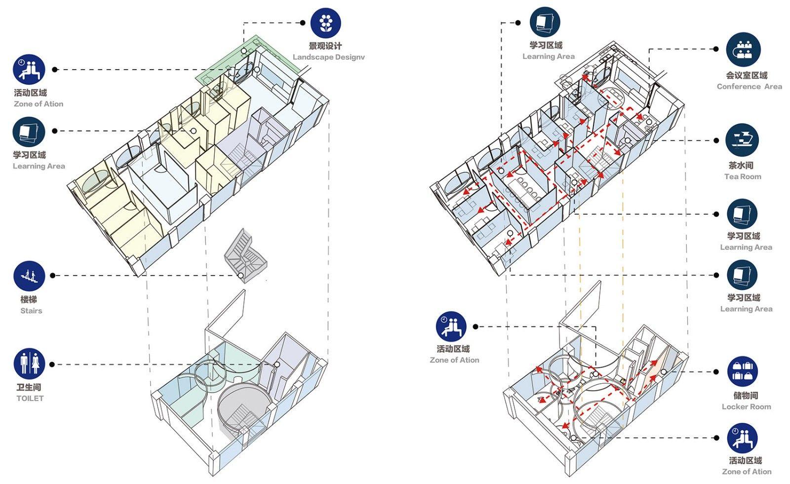 充满趣味的数码学院-上海·码趣学院 | 序态设计研究室