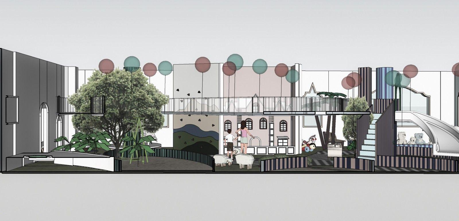 梦境中的乐园 | DCD Studio 淀川(上海)设计
