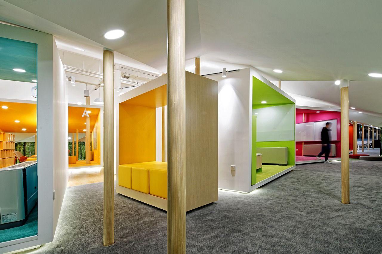 上海创智学习中心 | 内里空间设计创研所
