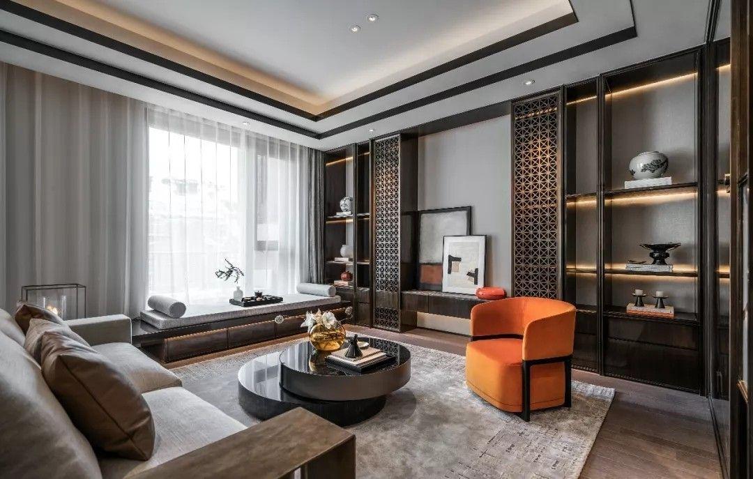 北京·华润昆仑域样板间 | HBA&设计共和