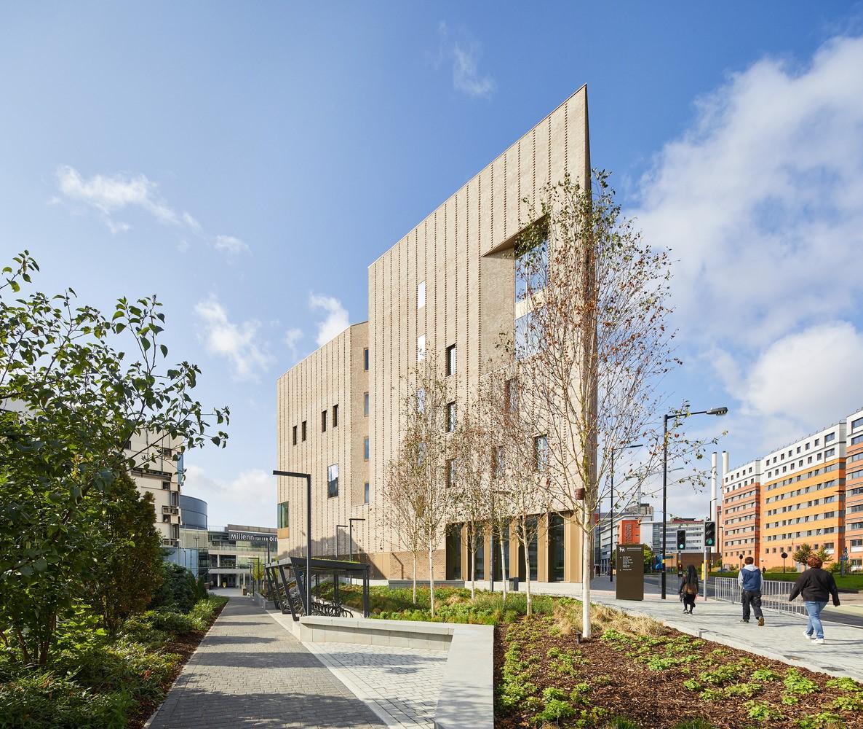伯明翰皇家音乐学院 / Feilden Clegg Bradley Studios