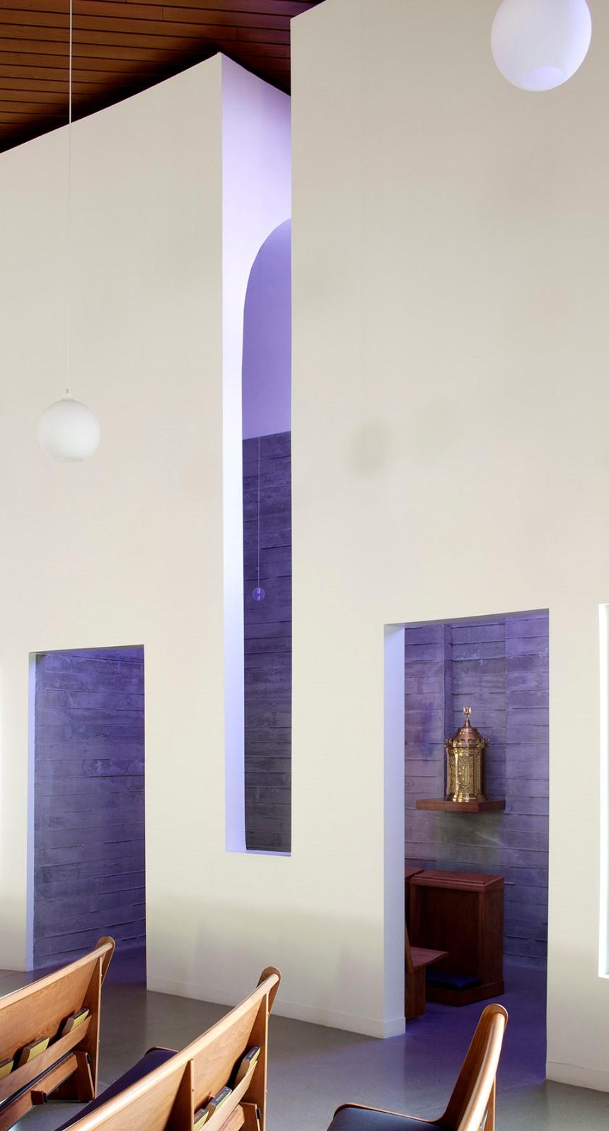 Saint Joseph工人教堂,美国犹他州 / Sparano + Mooney Architecture