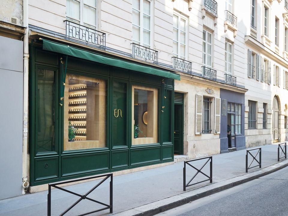 红酒窖般的美容店,巴黎EN美容精品店 | ARCHIEE