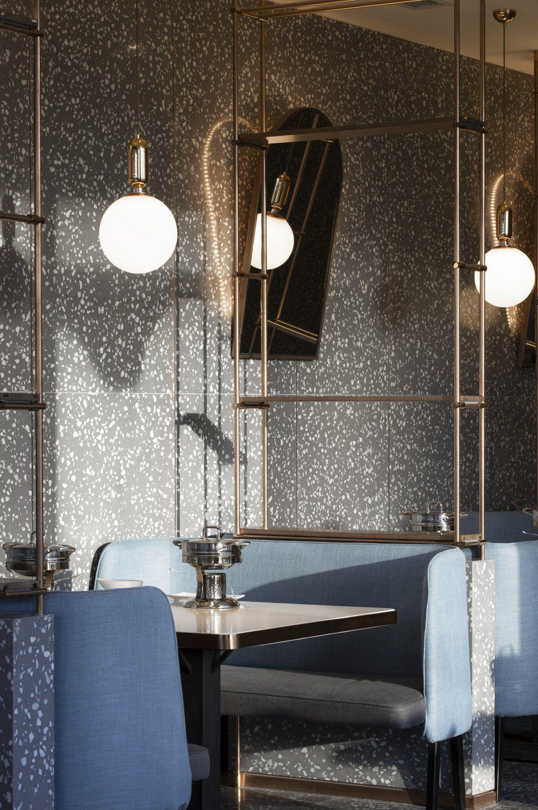 西安鼎鼎香餐饮空间设计   森艺德室内设计事务所
