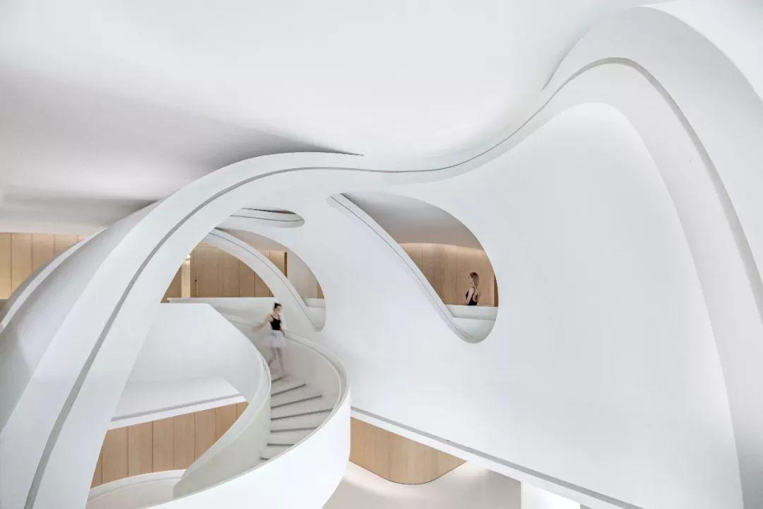 灵魂艺术空间·保利和乐国际艺术中心 | PONE ARCHITECTURE