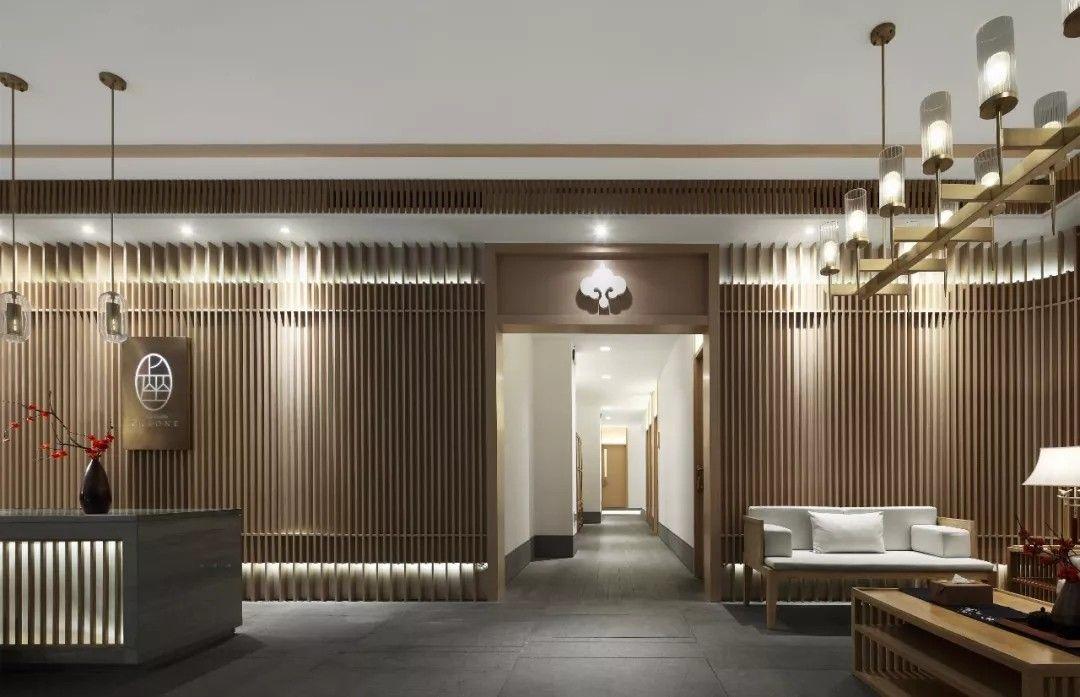 原木空间,空灵意境·南京上座SPA养生馆 | 观享际设计
