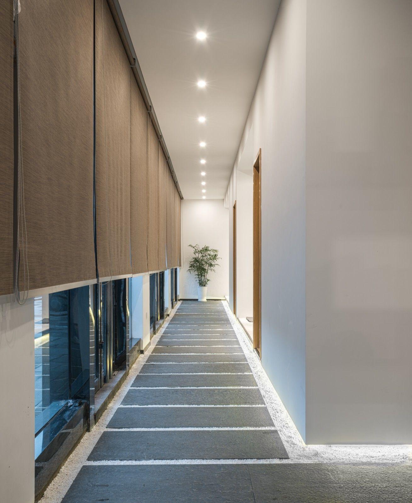 自然素净的禅意空间——水之境茶馆   淀川设计事务所