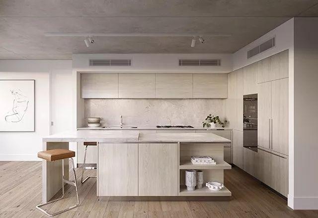 墨尔本One Wellington样板间——现代公寓生活的选择权 | K.P.D.O.