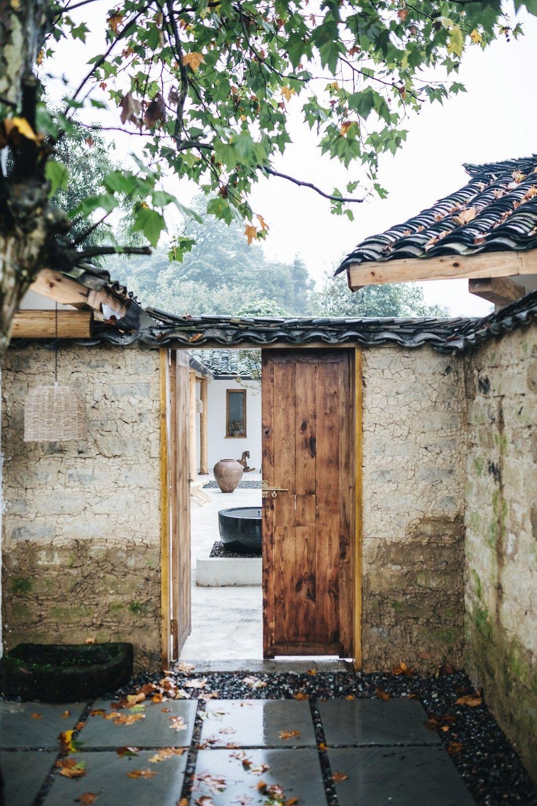记忆里的悠悠茶香·四川-小茶院 | 使然设计|使然设计 - 3