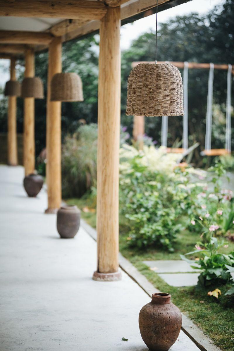 记忆里的悠悠茶香·四川-小茶院 | 使然设计|使然设计 - 21