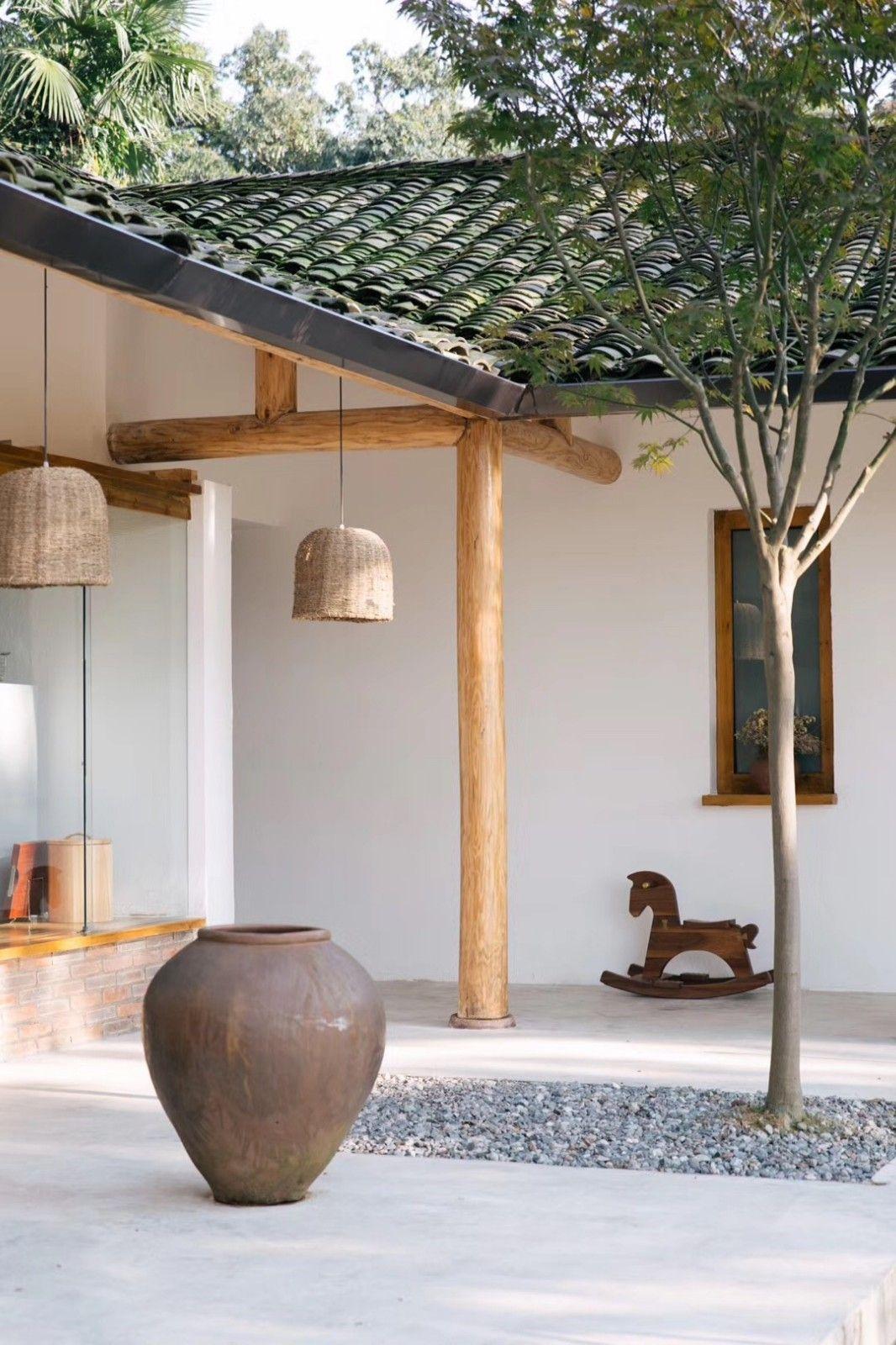 记忆里的悠悠茶香·四川-小茶院 | 使然设计|使然设计 - 22