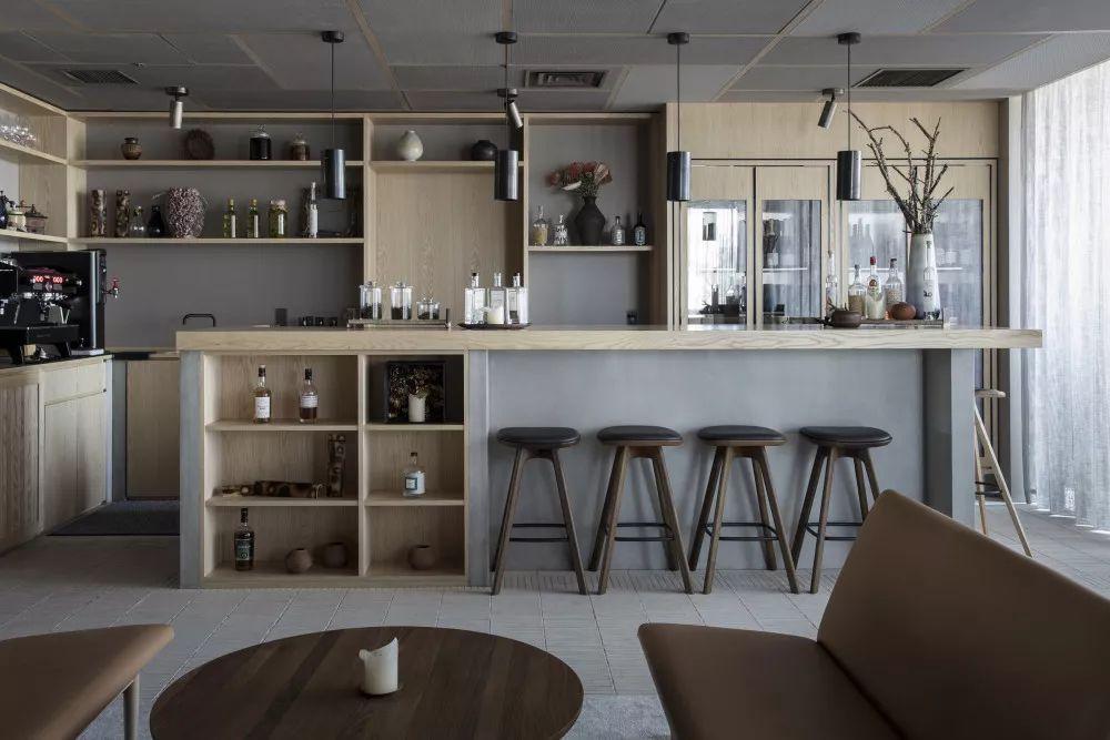 融合日式及斯堪美学的东京Inua餐厅 | OEO Studio