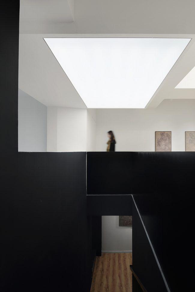 南京逸空间画廊   反几建筑设计