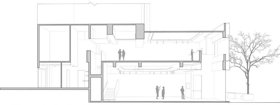 南京逸空间画廊 | 反几建筑设计