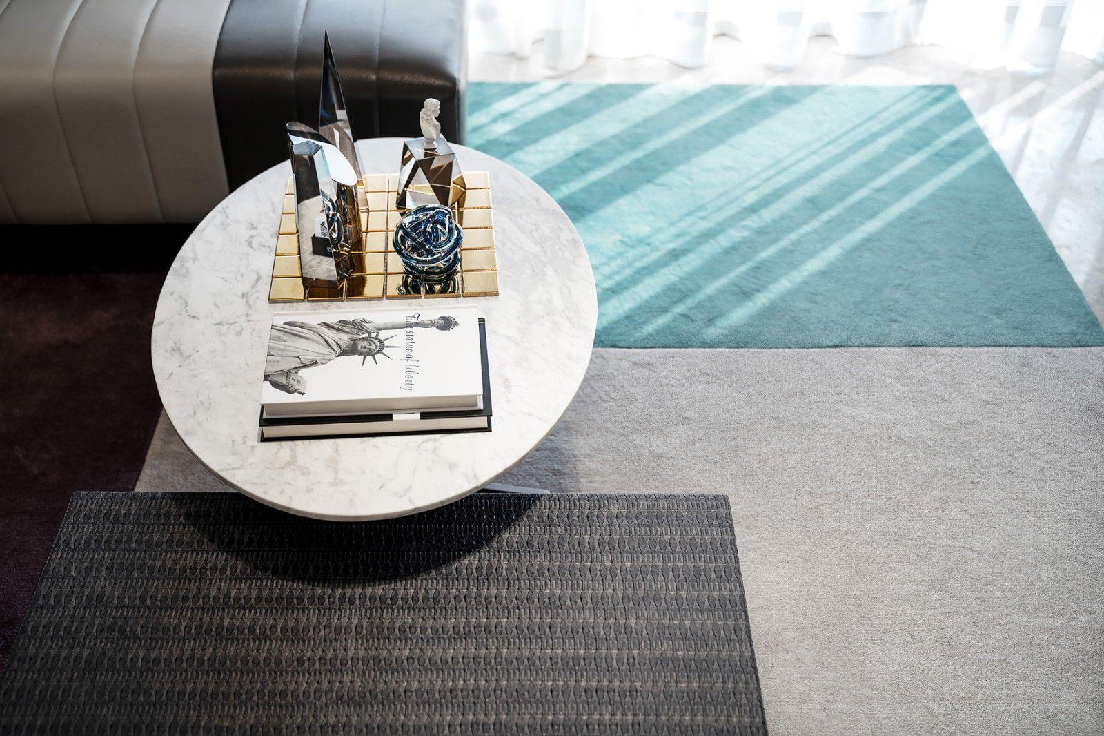 慵懒气质,迸发层序美·120㎡广州招商雍景湾样板房 | 聚舍联合设计