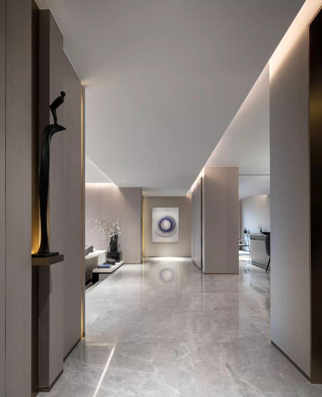 中西交融的当代意境空间——青岛卓越天元样板房 | 周静