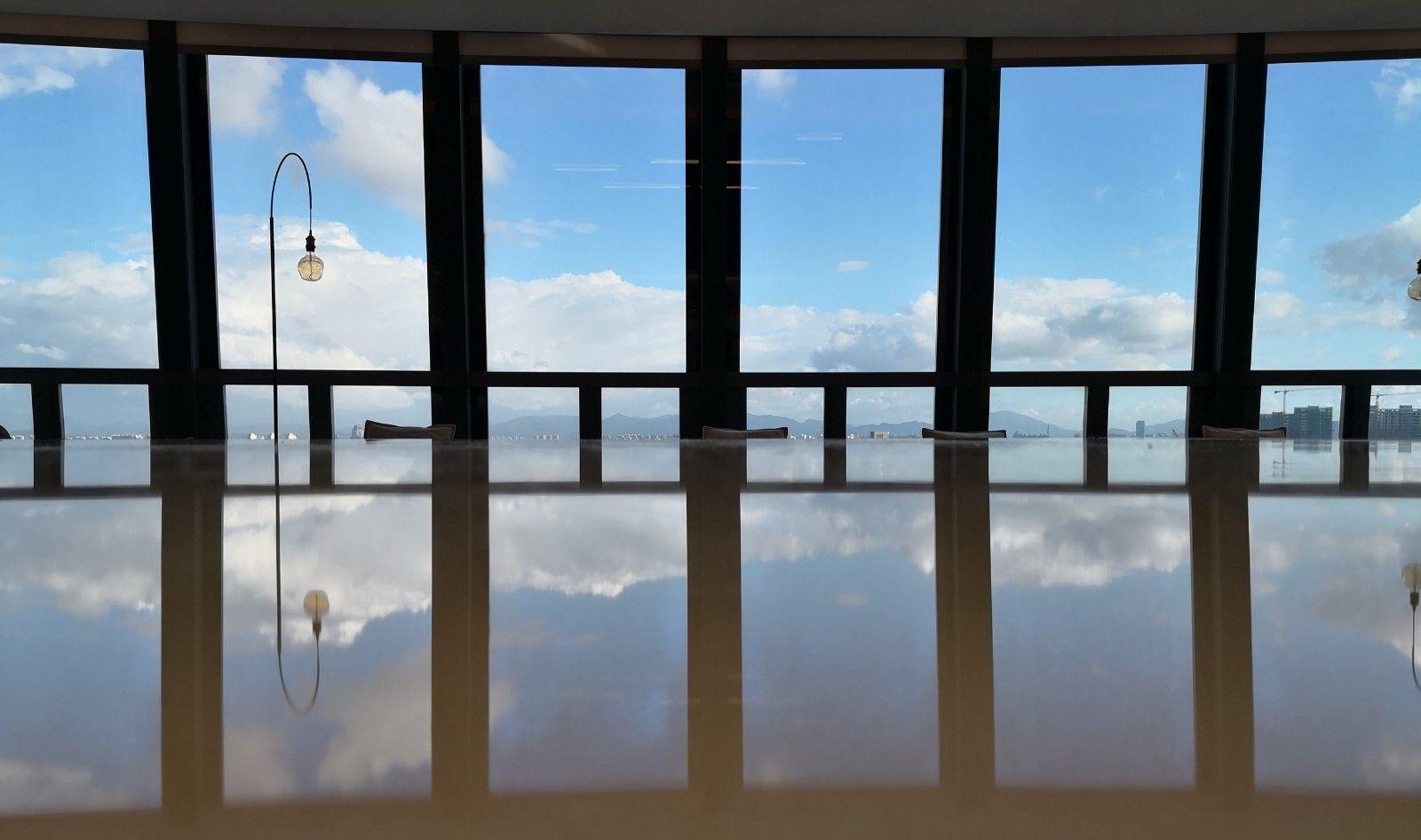 天空之镜·宁波财富中心天际会所 | 中赫空间设计