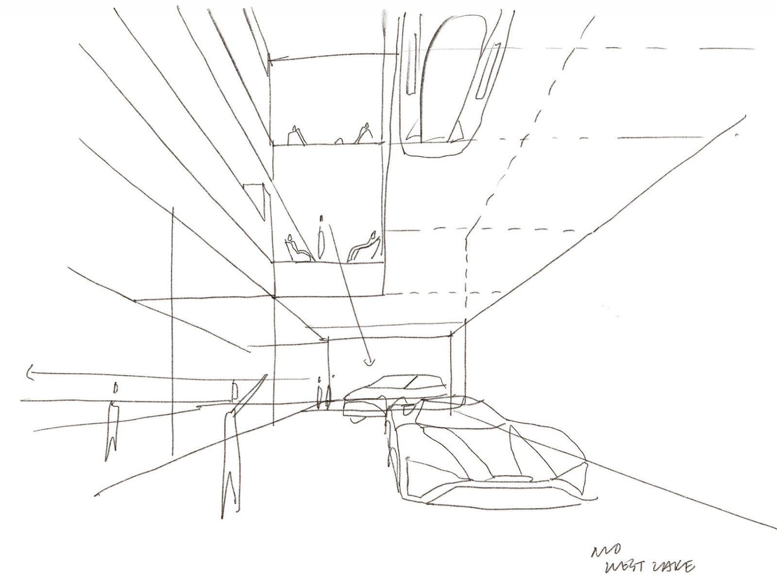 消除人与车的边界·杭州NIO蔚来旗舰展厅   SHL建筑事务所