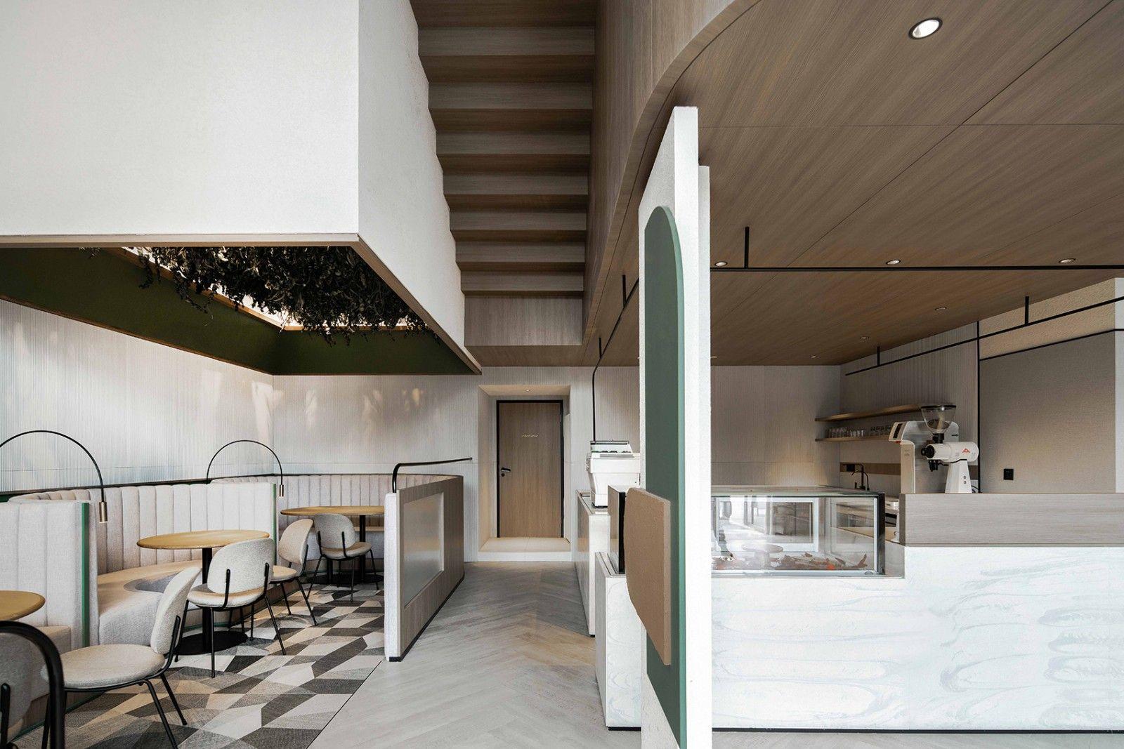 自然与精致工艺结合·成都LaTerre楽田餐厅 | 元太设计