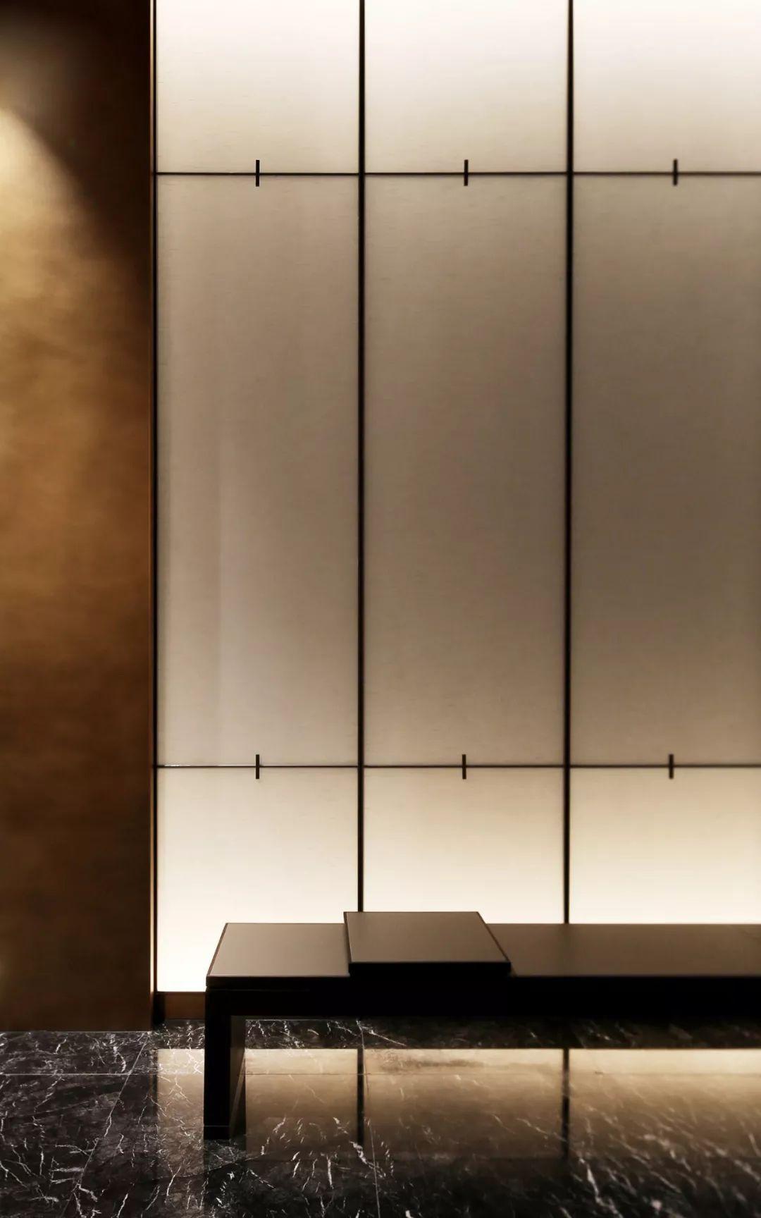 650m2 艺术样板间,京城独一无二的空中行宫 | 微美文创
