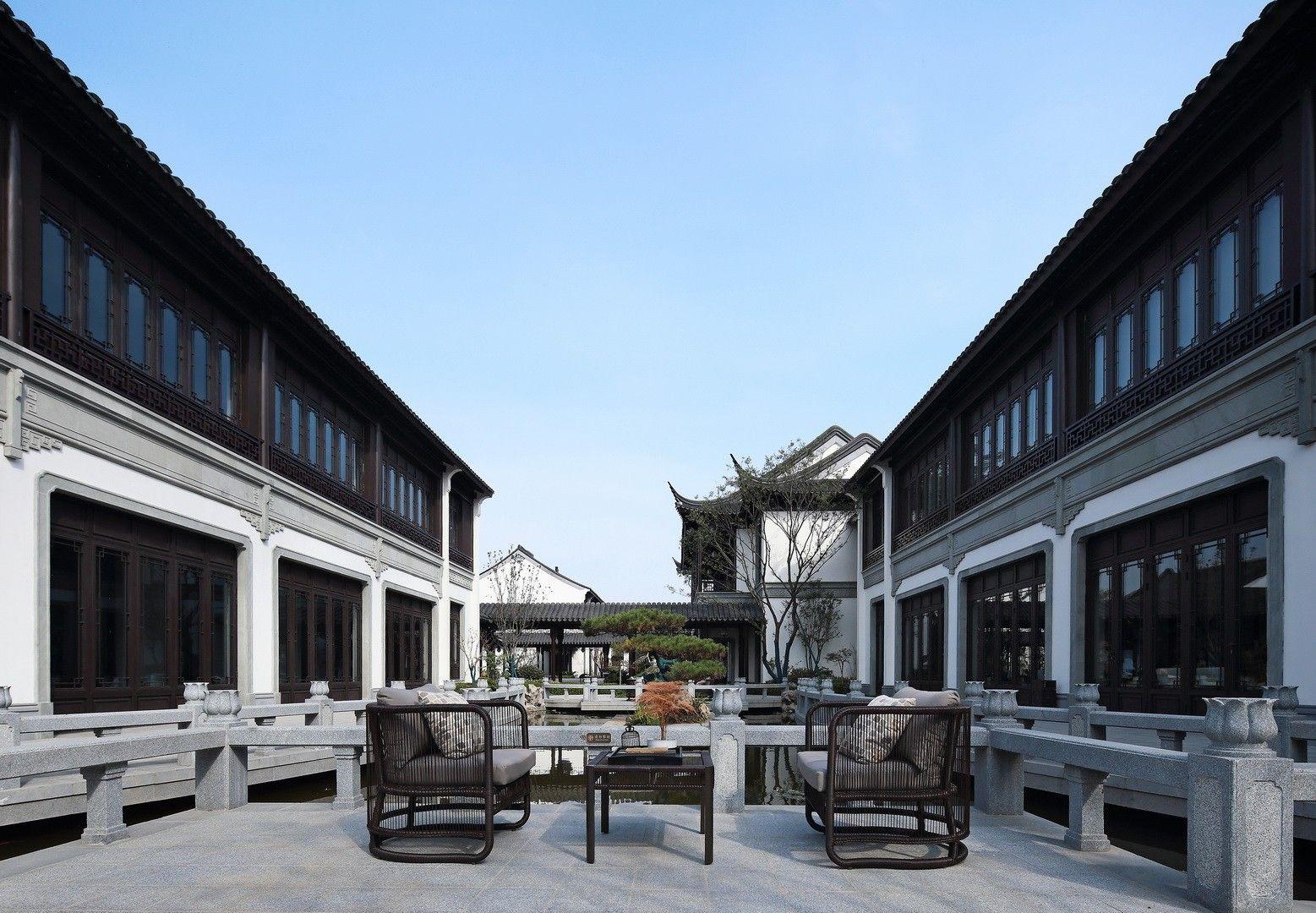 风雅新中式,山间湖畔里的市邑生活 | TRD中合深美|TRD中合深美 - 40