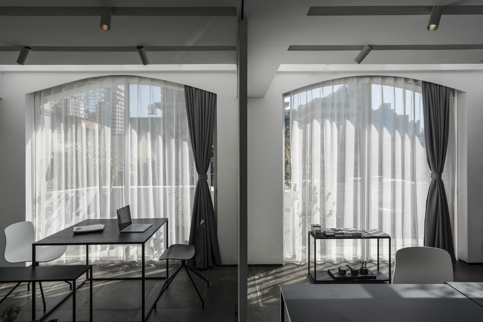连接过去与现在的窗,广州壹舍艺术生活馆   加减智库