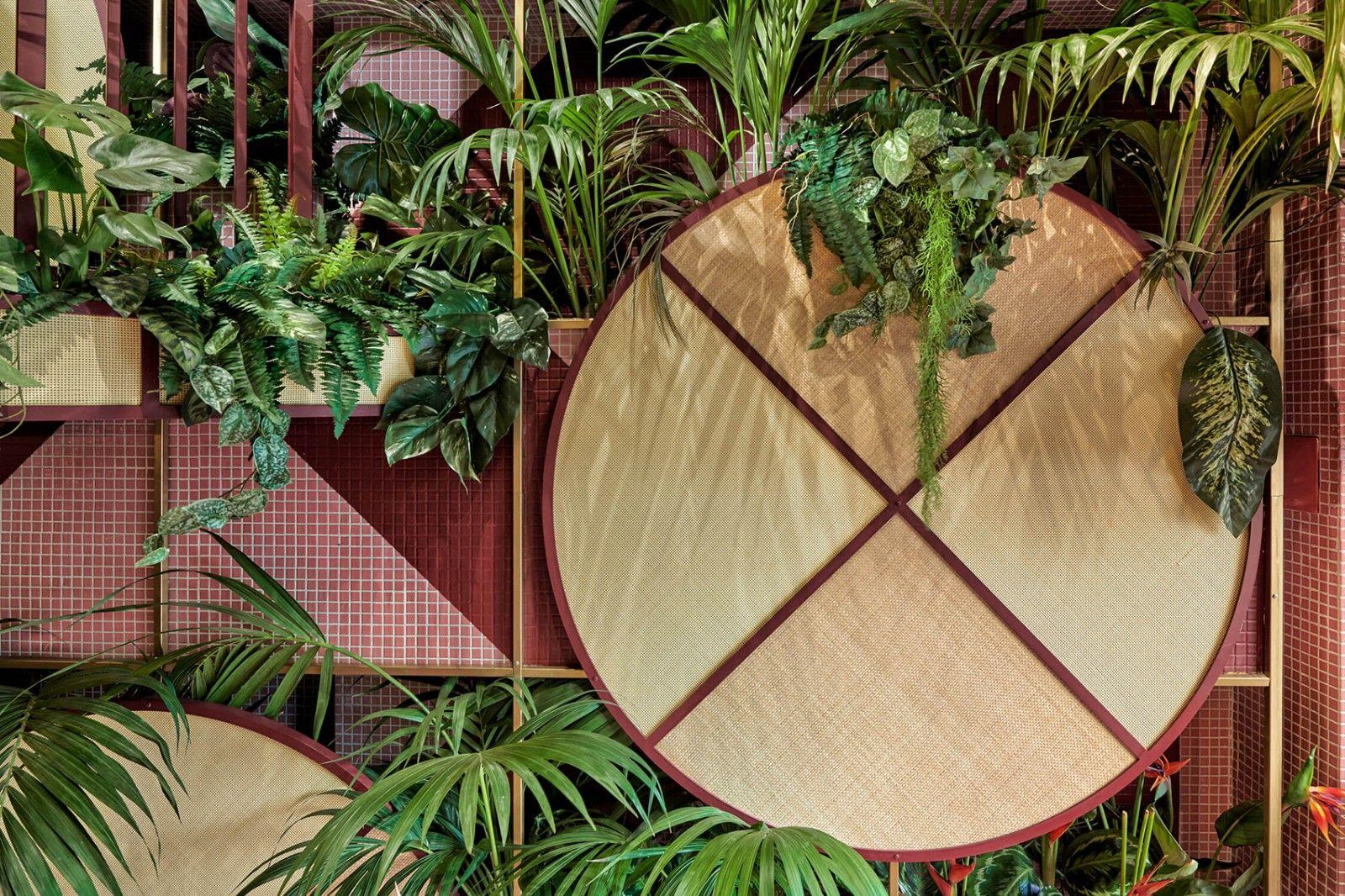 日本与巴西两种不同文化融于设计-巴伦西亚 Kaikaya 餐厅   Masquespacio