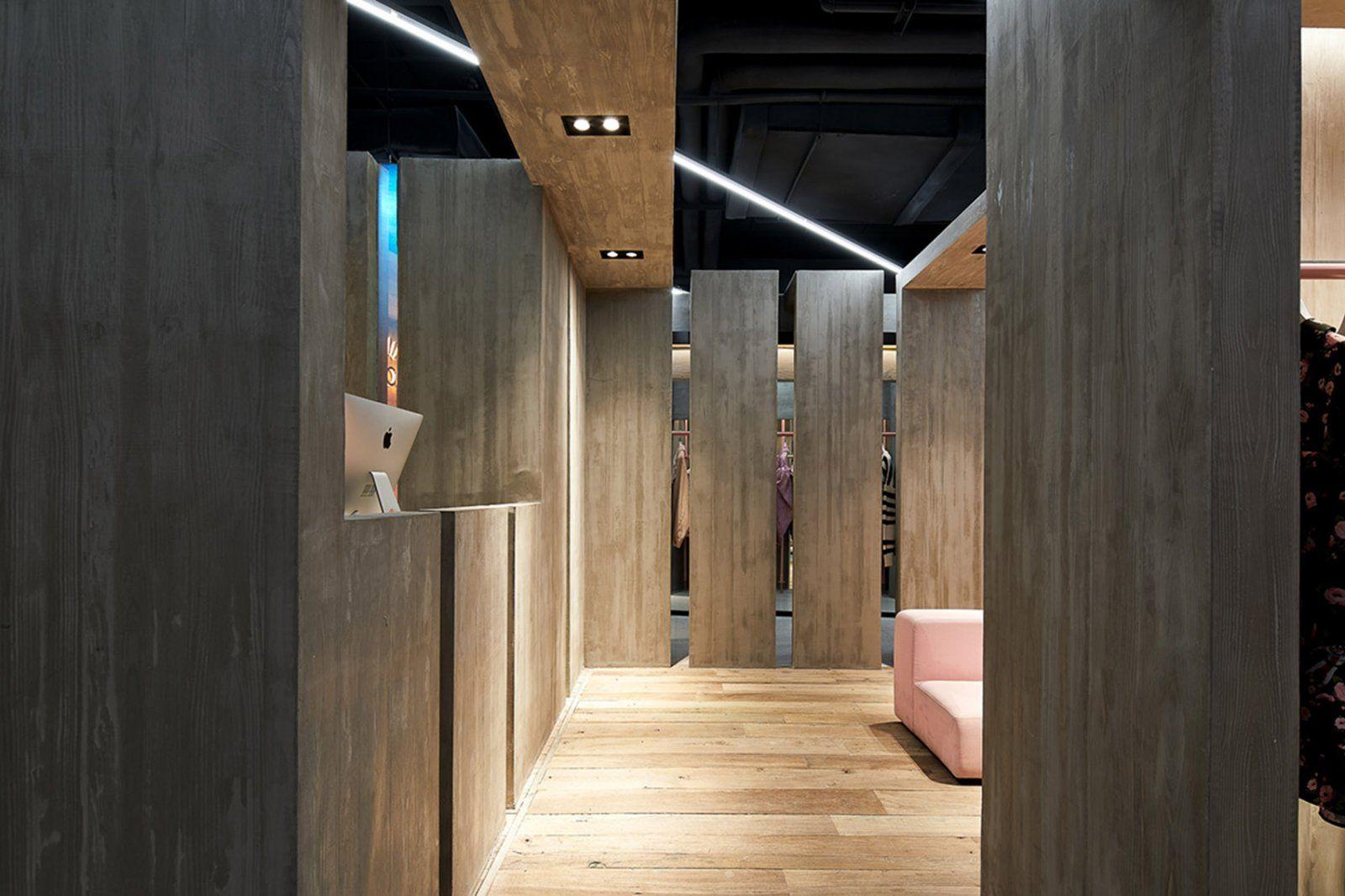 内向而放松的女装店·浙江-UOOYAA杭州IN77店   XCoD与众设计