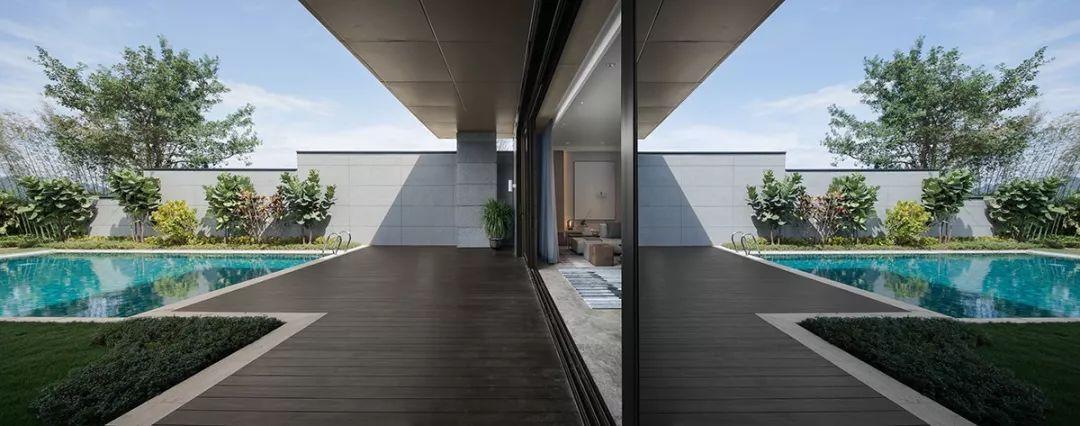 回归本源,体验山海之间的旅居生活 | 胡中维室内建筑设计
