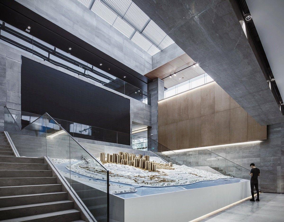 叙事·梧州美的城市展厅 | 共生形态设计|彭征 - 9