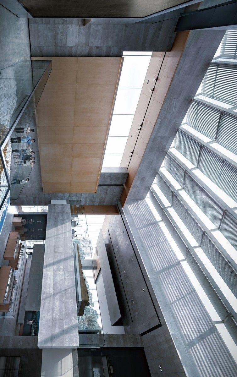 叙事·梧州美的城市展厅 | 共生形态设计|彭征 - 11