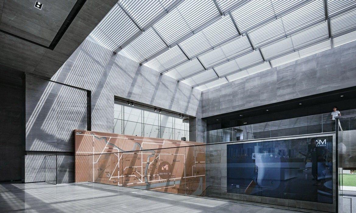 叙事·梧州美的城市展厅 | 共生形态设计|彭征 - 16