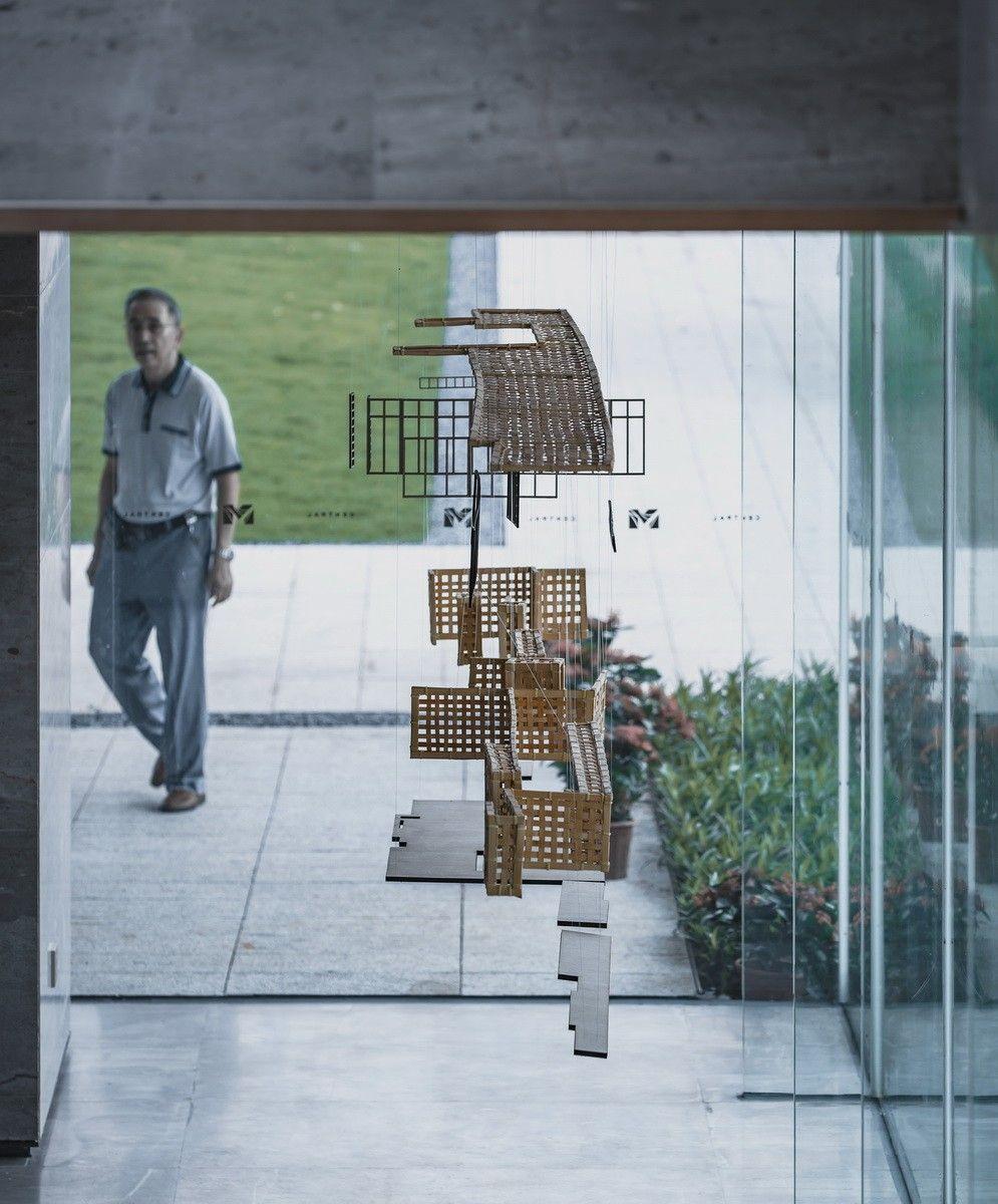 叙事·梧州美的城市展厅 | 共生形态设计|彭征 - 14