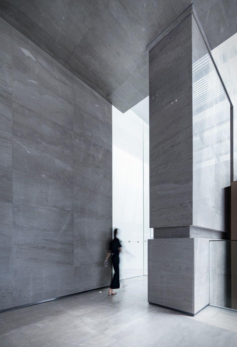 叙事·梧州美的城市展厅 | 共生形态设计|彭征 - 18