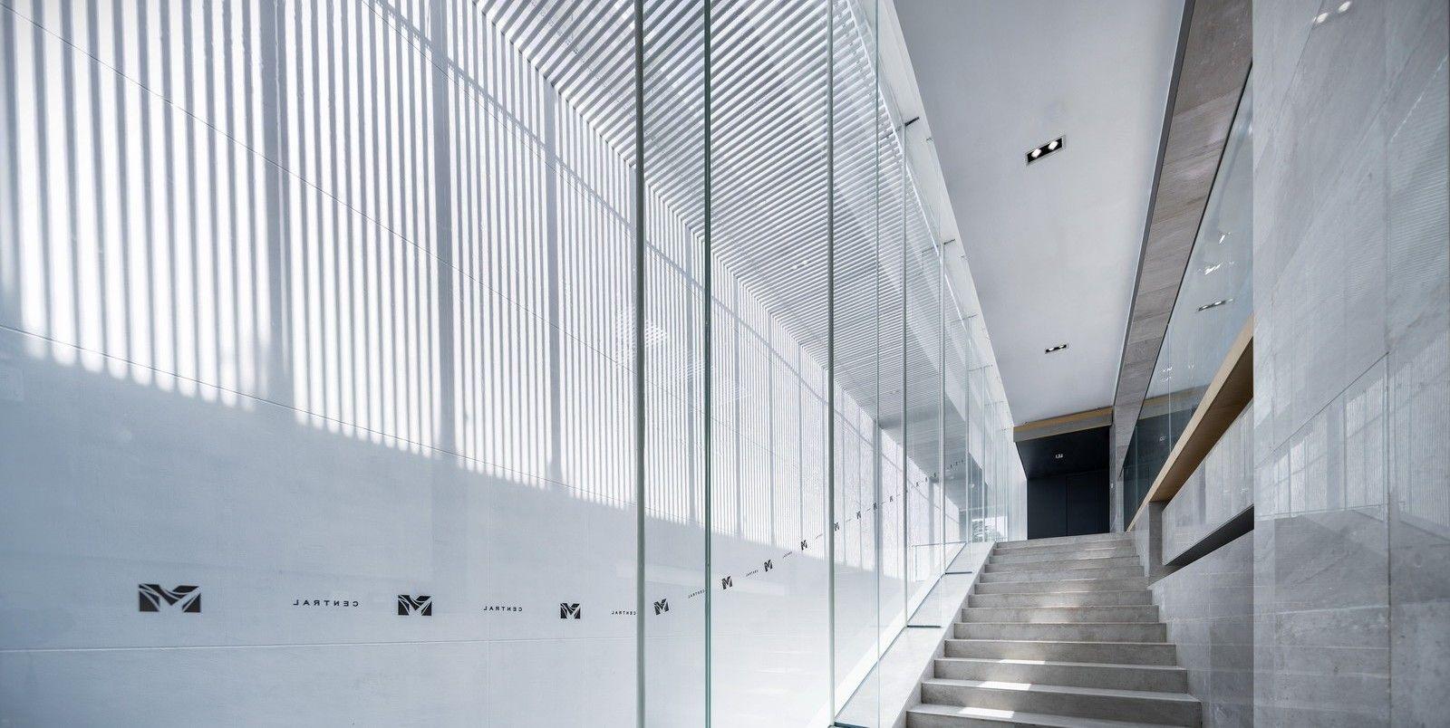 叙事·梧州美的城市展厅 | 共生形态设计|彭征 - 19