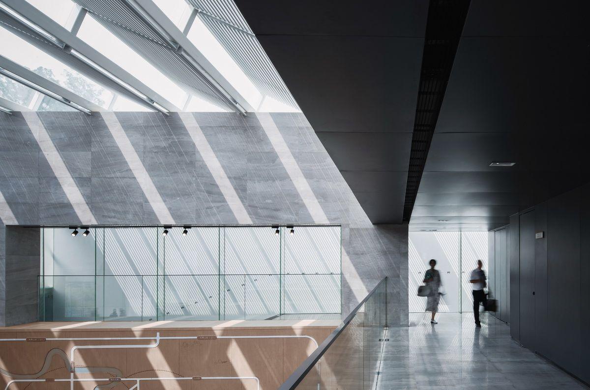 叙事·梧州美的城市展厅 | 共生形态设计|彭征 - 22