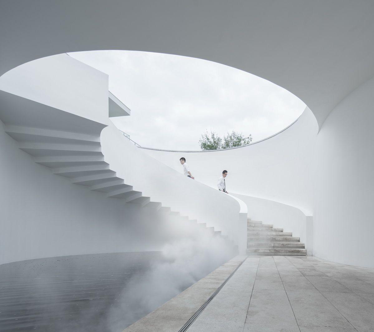 叙事·梧州美的城市展厅 | 共生形态设计|彭征 - 29