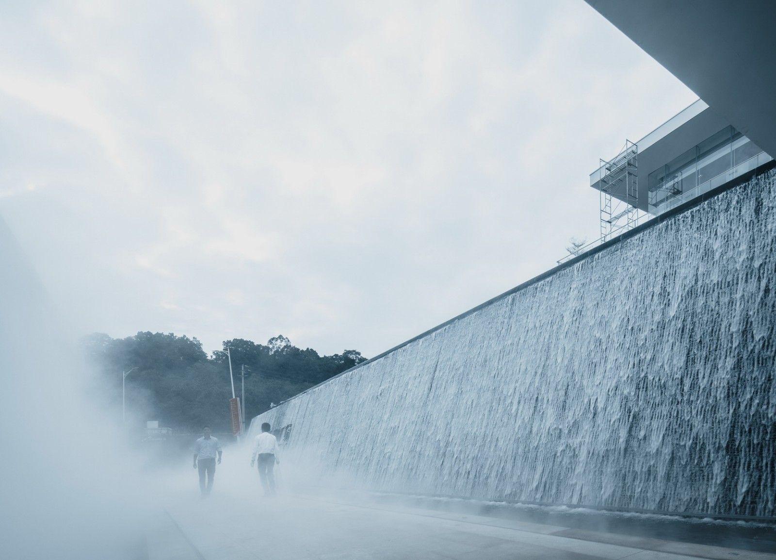 叙事·梧州美的城市展厅 | 共生形态设计|彭征 - 30