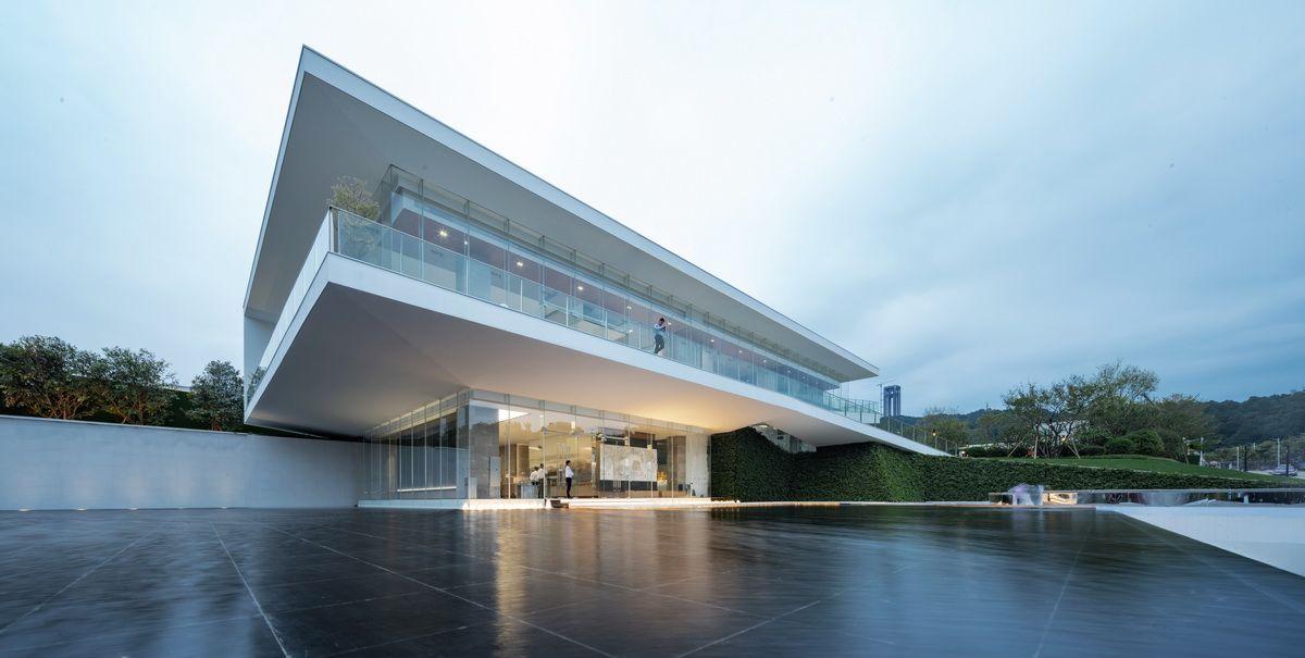 叙事·梧州美的城市展厅 | 共生形态设计|彭征 - 31