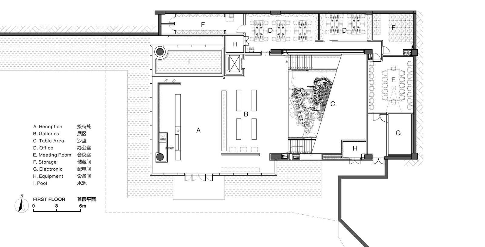 叙事·梧州美的城市展厅 | 共生形态设计|彭征 - 35