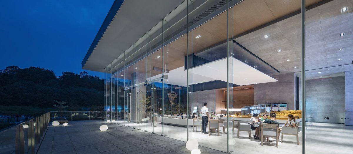 叙事·梧州美的城市展厅 | 共生形态设计|彭征 - 32